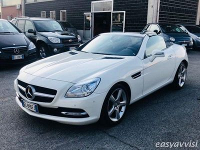 used Mercedes SLK200 184CV SOLI 64000KM AUTOMATICA PDC