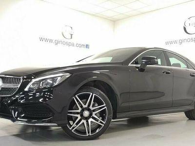 usata Mercedes CLS350 BlueTEC 4Matic Premium