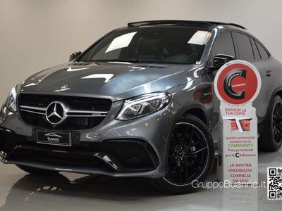 usata Mercedes GLE63 AMG AMG 4MATIC COUPE&#x27COMAN