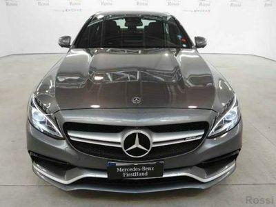 usata Mercedes C63 AMG AMG auto