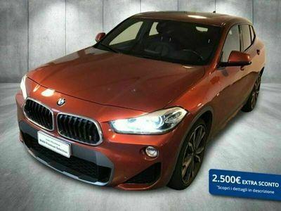 usata BMW X2 xdrive20d Msport X auto