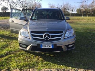 usata Mercedes GLK250 CDI DPF 4Matic BlueEFFICIENCY 7G-TRONIC