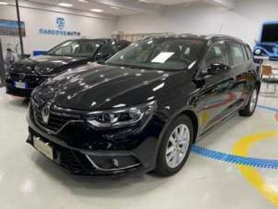 usata Renault Mégane Mégane Grand CoupéSporter Blue dCi 115 CV Intens Con NAVI´029 Diesel