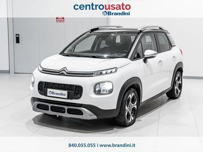 usata Citroën C3 Aircross 1.6 bluehdi Shine 100cv