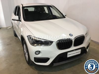 used BMW X1 X120d xdrive Advantage auto