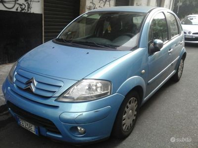 usata Citroën C3 1.1 benzina IMMEDIATO REALIZZO