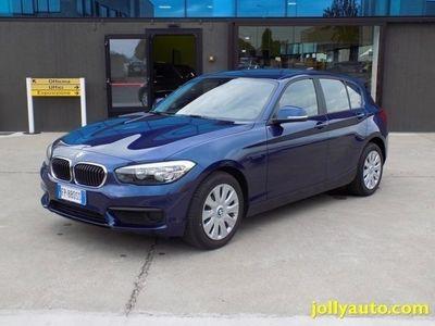 usata BMW 116 d 5p AZIENDALE - NAVIGATORE - solo 12.000 km