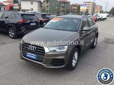 usata Audi Q3 Q32.0 tdi Business quattro 150cv s-tronic