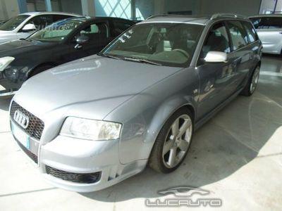 usata Audi V8 RS 4.2quattro tip tronic