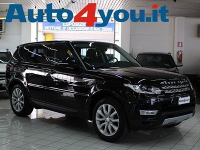 "brugt Land Rover Range Rover Sport 3.0 TDV6 HSE ""Unipropriet.-Tagliandi "" rif. 9775940"