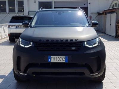 usata Land Rover Discovery 5 First Edition 3.0 Diesel