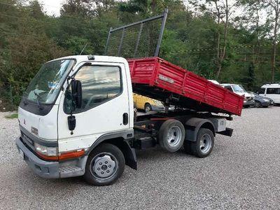 usata Mitsubishi Canter 3.0 TDI RIBALTABILE TRILATERALE.