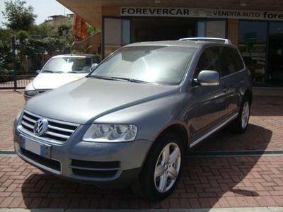 usata VW Touareg 5.0 V10 TDI Tiptronic 4X4 313CV FOREVERCAR