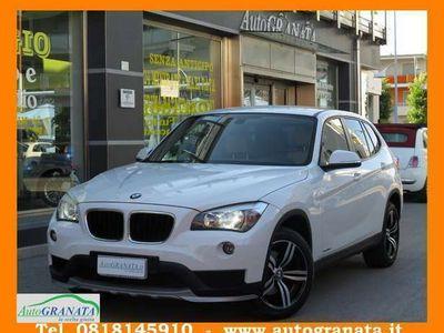 usata BMW X1 16D Sdrive PELLE+S.PARK+LED
