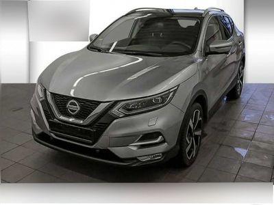 usata Nissan Qashqai 1.3 Dig-t Tekna Bfs Navi Rfk Pgd