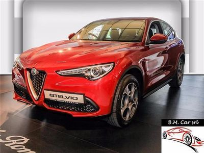 Sold Alfa Romeo Stelvio Km 0 Azien Used Cars For Sale
