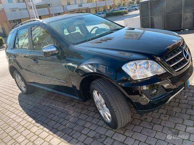 usata Mercedes ML300 ML 300 CDI BlueEFFICIENCY