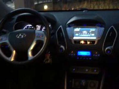 usata Hyundai ix35 2.0 CRDi 184CV High 4WD Style
