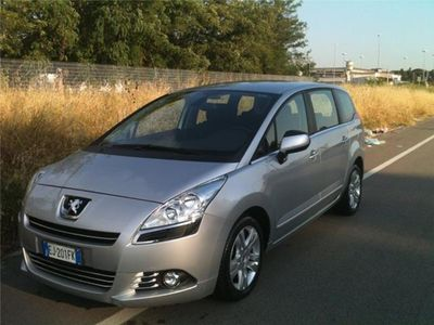 usata Peugeot 5008 1.6 8V HDi Tecno