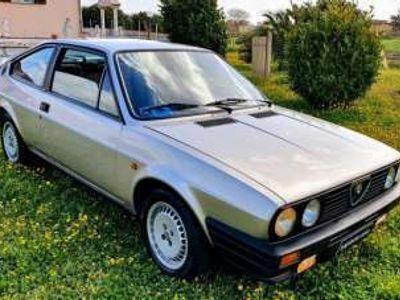 usata Alfa Romeo Sprint 1.7 Quadrifoglio Verde Carburatori Roma