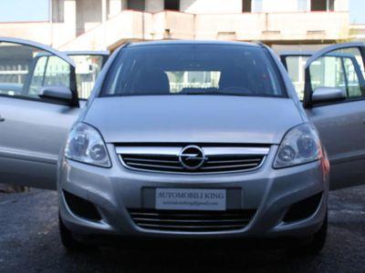 usado Opel Zafira 1.9 CDTI 120CV Enjoy