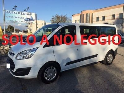 usata Ford Tourneo 310 2.0 TDCi 130CV PL Trend SERVIZIO NOLEGGIO