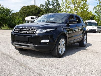 second-hand Land Rover Range Rover evoque dynamic limited 190cv