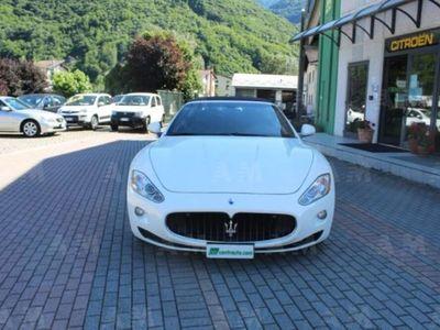usata Maserati GranCabrio 4.7 V8 rif. 13361448