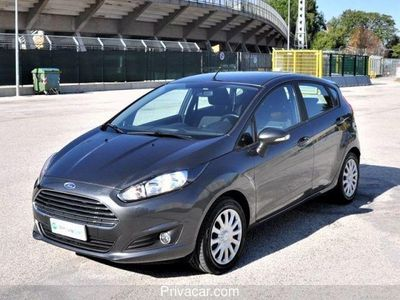 used Ford Fiesta VI 2013 1.5 tdci Business 75cv 5p E6