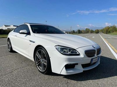 usata BMW 640 Serie 6 (F12/F13) xDrive Coupé Msport Edition