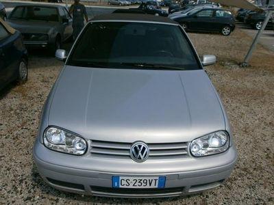 usata VW Golf Cabriolet Usato