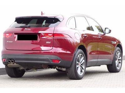 usata Jaguar F-Pace 2.0d 180 CV AWD aut. Prestige