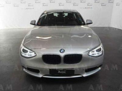 usata BMW 118 d Unique 5p