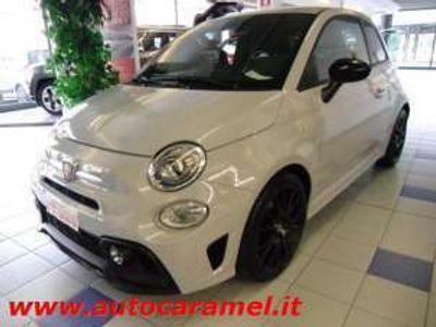 usata Abarth 595 1.4 Turbo 165cv Pista Kit estetico Pinze verniciat Benzina