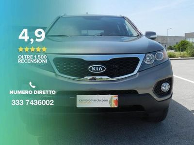 begagnad Kia Sorento 2.2 CRDI A/T AWD Platinum