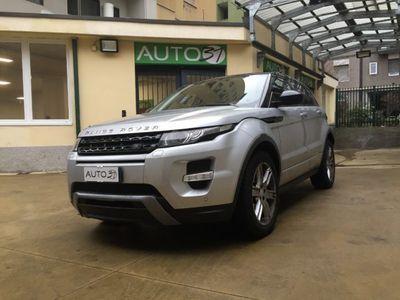 usado Land Rover Range Rover evoque 2.2 Sd4 5p. Dynamic