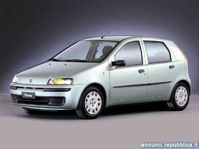 usata Fiat Punto 1.2i cat 5 porte ELX
