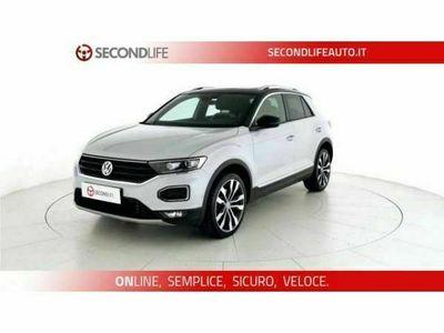 usata VW T-Roc 2.0 tsi Edition190 4motion dsg