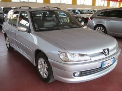 second-hand Peugeot 306 SW turbodiesel HDi cat XR DT usato