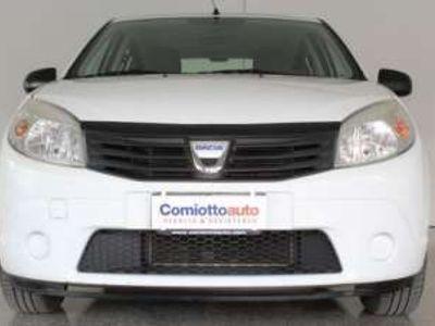 usata Dacia Sandero 1.4 8V GPL usato