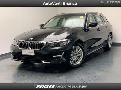 usata BMW 320 Serie 3 Touring (G20/G21) d Touring Luxury