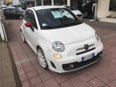 usata Abarth 500 1.4 Turbo T-Jet esseesse 161 cv