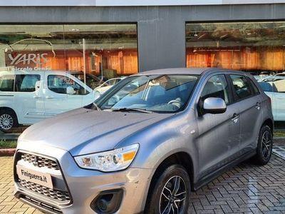 usata Mitsubishi ASX 1.6 2WD GPL Bi-Fuel Invite del 2014 usata a Talamona