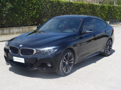 begagnad BMW 318 Gran Turismo d Msport