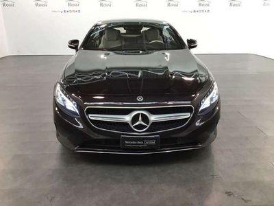 usata Mercedes S400 sec coupe 400 Premium 4matic auto
