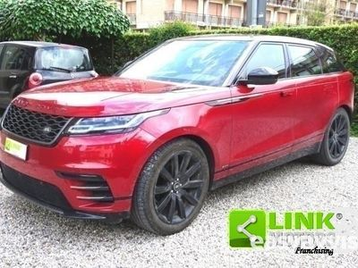 used Land Rover Range Rover Velar ranger.r. 2.0 240 cv r-dynamic s diesel