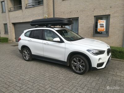 usata BMW X1 1.8d Xdrive