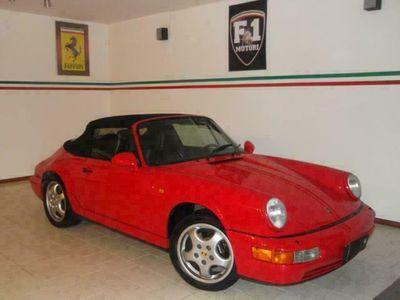 usata Porsche 911 Carrera Cabriolet -