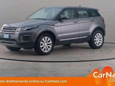 usata Land Rover Range Rover evoque 2.0 Td4 150cv Se