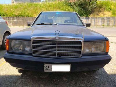 usata Mercedes 190 - 1983